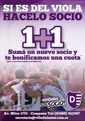 HACETE SOCIO